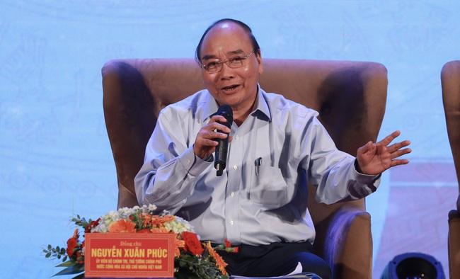 Thủ tướng đối thoại với nông dân: Nông nghiệp miền Trung - Tây Nguyên là mỏ vàng cần khai thác - Ảnh 6.
