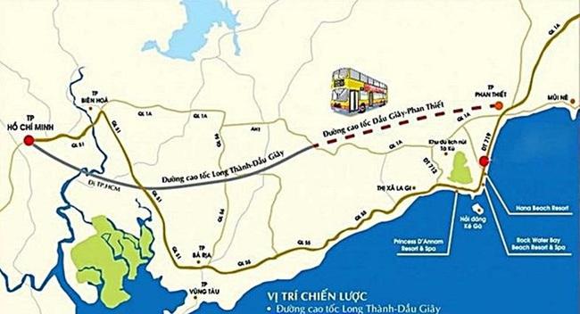 Khởi công 3 dự án cao tốc Bắc – Nam và năm 2022 thông xe Vĩnh Hảo - Phan Thiết - Dầu Giây  - Ảnh 1.