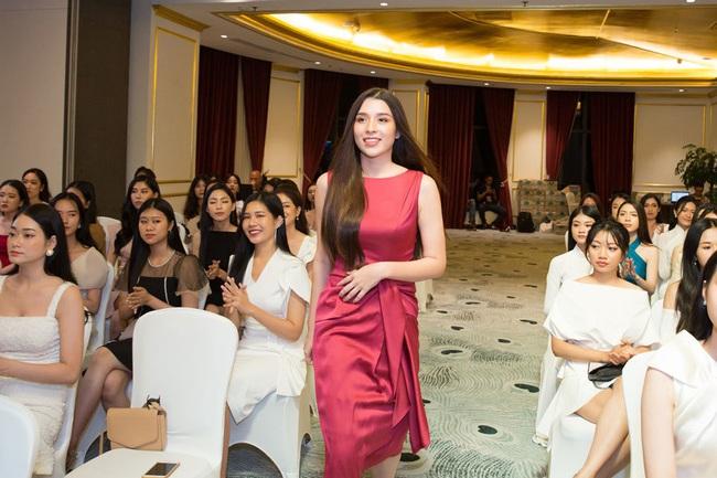 Lộ diện 30 người đẹp tiếp theo lọt vào bán kết Hoa hậu Việt Nam 2020 - Ảnh 4.