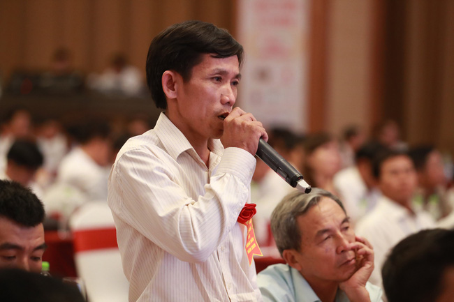 Thủ tướng đối thoại với nông dân: Nông nghiệp miền Trung - Tây Nguyên là mỏ vàng cần khai thác - Ảnh 24.