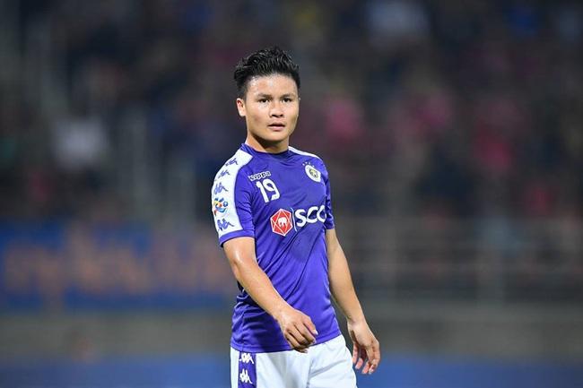 Quang Hải dính chấn thương hay bị HLV Hà Nội FC trừng phạt? - Ảnh 1.