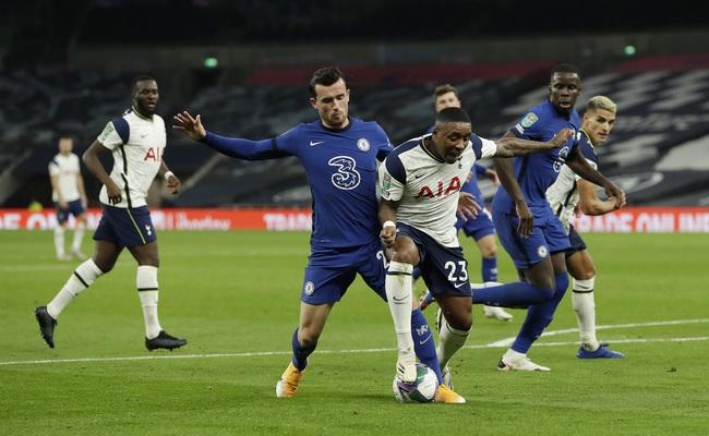 Chelsea bị Tottenham đánh bại, HLV Lampard trút giận vào ai? - Ảnh 1.