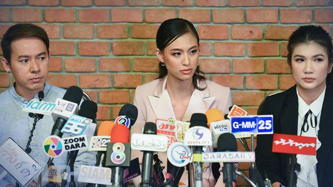 Thí sinh Hoa hậu Hoàn vũ Thái Lan 2020 bị loại vì gian lận, nói xấu đối thủ - Ảnh 1.