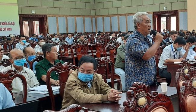 TP.HCM: cử tri mệt mỏi với dự án Khu đô thị Sing Việt - Ảnh 1.