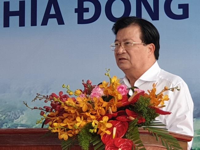 Khởi công 3 dự án thành phần cao tốc Bắc – Nam: Cuối 2022 thông xe Vĩnh Hảo - Phan Thiết - Dầu Giây  - Ảnh 1.