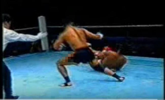 """Cung Lê, Martin Nguyễn và 2 lần khiến võ sĩ Trung Quốc phải """"cúi đầu"""" - Ảnh 1."""