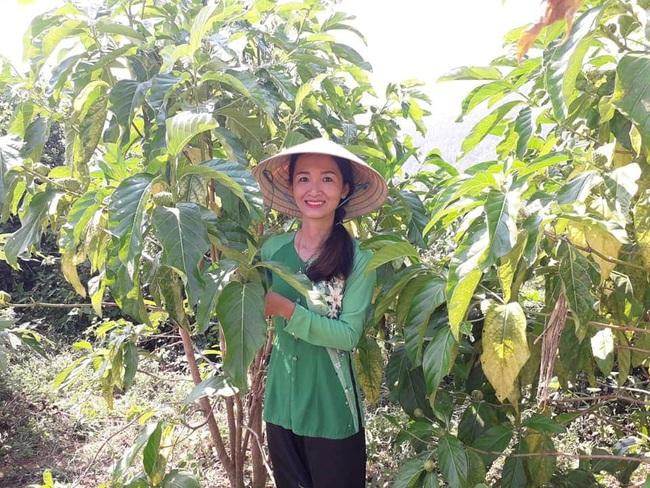 Cô gái xứ Quảng chinh phục trái nhàu hoang - Ảnh 1.