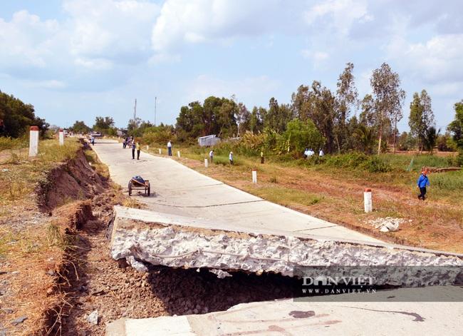 Sai phạm tại dự án nâng cấp đê biển Tây ở Cà Mau: Quản lý đầu tư có nhiều hạn chế - Ảnh 3.