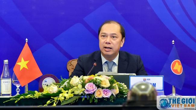 AMM-53: Hàng loạt quốc gia đề nghị thiết lập quan hệ đối tác với ASEAN - Ảnh 1.