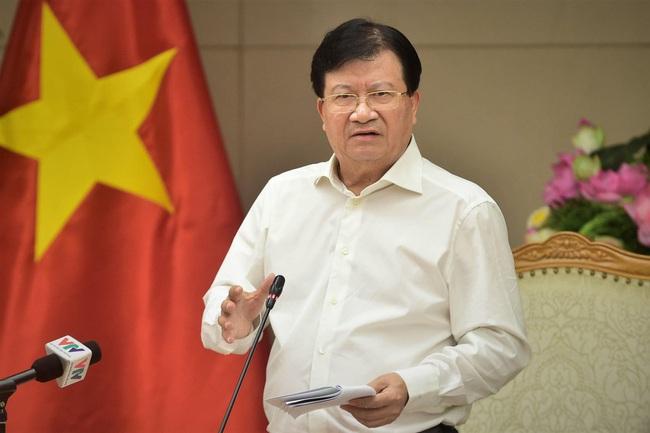 Phó Thủ tướng Trịnh Đình Dũng: Chống khai thác hải sản bất hợp pháp, cần đột phá nghề nuôi biển - Ảnh 1.