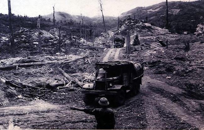 Đường mòn Hồ Chí Minh: Kỳ quan tuyệt vời trong chiến tranh Việt Nam - Ảnh 6.