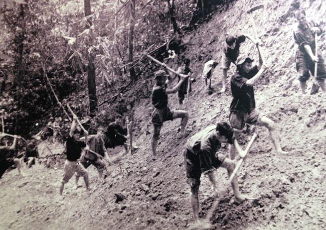 Đường mòn Hồ Chí Minh: Kỳ quan tuyệt vời trong chiến tranh Việt Nam - Ảnh 12.