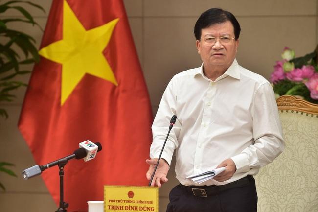 Phó Thủ tướng Trịnh Đình Dũng: Chống khai thác hải sản bất hợp pháp, cần đột phá nghề nuôi biển - Ảnh 3.