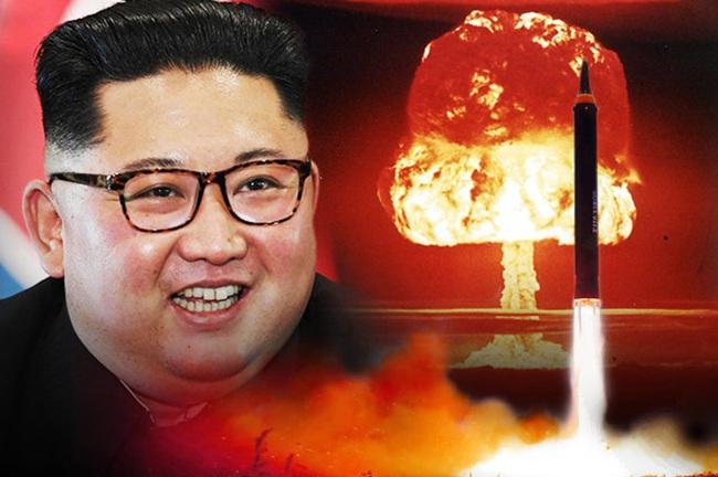 """Nhà Trắng lo Kim Jong-un công bố siêu tên lửa, """"phá"""" bầu cử tổng thống Mỹ - Ảnh 1."""