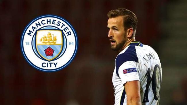 Man City muốn có chân sút số 1 tuyển Anh.