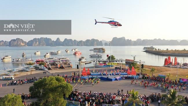 Quảng Ninh tổ chức Carnaval mùa Đông rực rỡ trên đảo Tuần Châu - Ảnh 2.