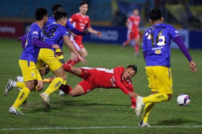 Các giải đấu Việt Nam vẫn đang diễn ra rầm rộ.