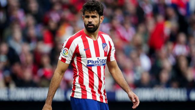 Diego Costa khó trở lại Anh vì đòi hỏi lương quá cao.