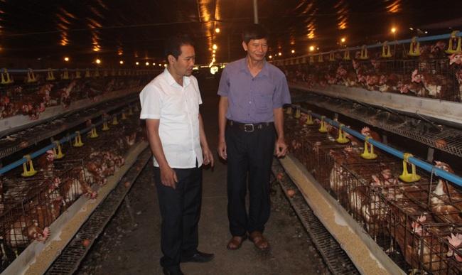 Quỹ tiếp sức, nông dân vươn lên thành… doanh nhân  - Ảnh 1.