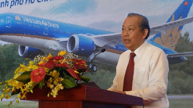 Khánh thành đường băng hơn 2.000 tỷ đồng tại sân bay Quốc tế Tân Sơn Nhất - Ảnh 3.