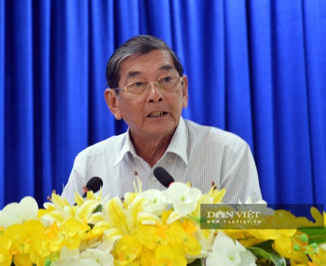 Kỹ sư Hồ Quang Cua: Cần xử lý nghiêm việc lấy lúa lương thực làm giống - Ảnh 3.