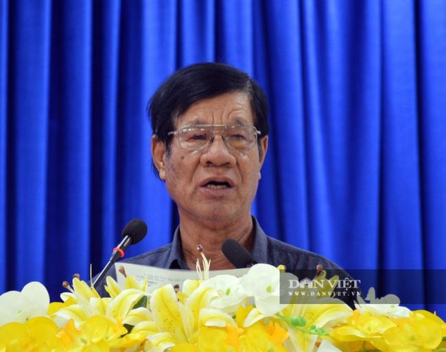 Kỹ sư Hồ Quang Cua: Cần xử lý nghiêm việc lấy lúa lương thực làm giống - Ảnh 2.