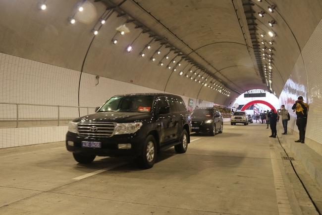 Khánh thành công trình hầm đường bộ dài nhất khu vực Đông Nam Á - Ảnh 3.