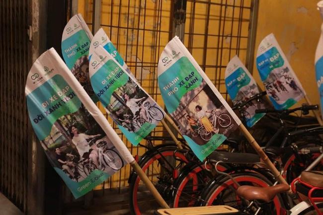 Green Life và Wiibike Việt Nam tổ chức đạp xe trợ lực điện thu gom rác tại Bờ Hồ - Ảnh 7.