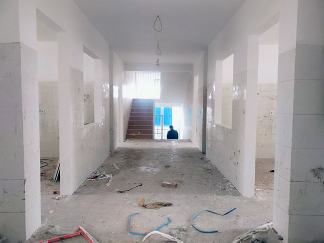 Hồng Lĩnh (Hà Tĩnh): Công trình hơn 1.000 m² vi phạm buộc tháo dỡ vẫn bất chấp hoàn thiện - Ảnh 3.