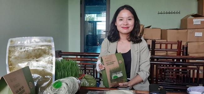 """Nghệ An:  Từ """"hai bàn tay trắng"""", bà chủ 8X đưa sản phẩm nông nghiệp hữu cơ ra thị trường thế giới - Ảnh 5."""