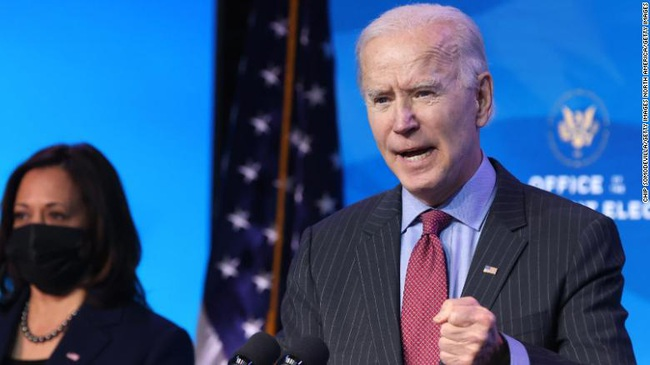 Biden tuyên bố không sợ làm điều này tại Quốc hội sau bạo loạn chết người - Ảnh 1.
