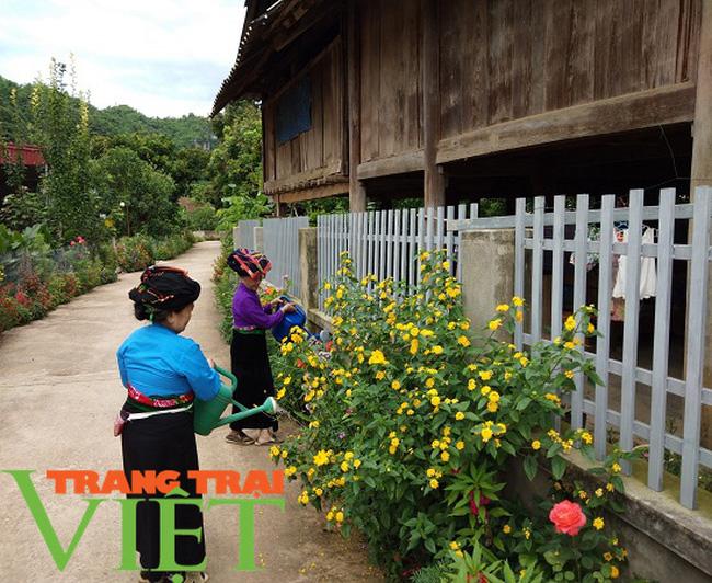 Sơn La: Mường Sang đủ điều kiện cán đích nông thôn mới nâng cao - Ảnh 2.