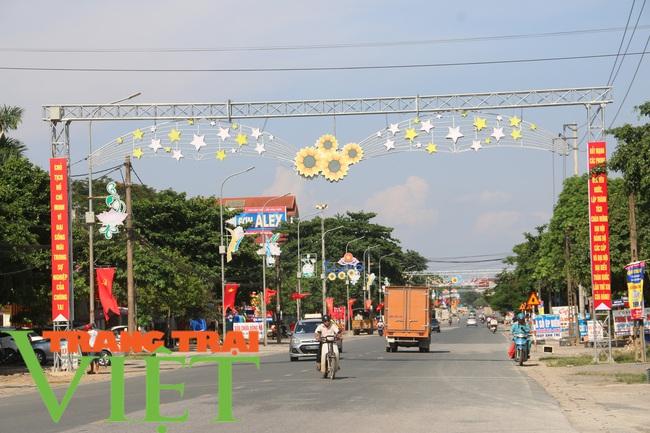 Lương Sơn xây dựng đồng bộ đường giao thông nông thôn - Ảnh 3.