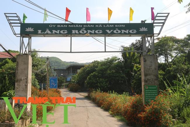 Lương Sơn xây dựng đồng bộ đường giao thông nông thôn - Ảnh 4.