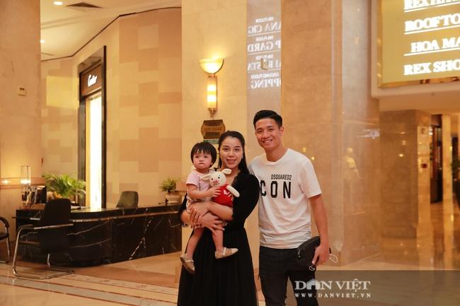 Cầu thủ trẻ Bùi Hoàng Việt Anh được vinh danh - Ảnh 5.