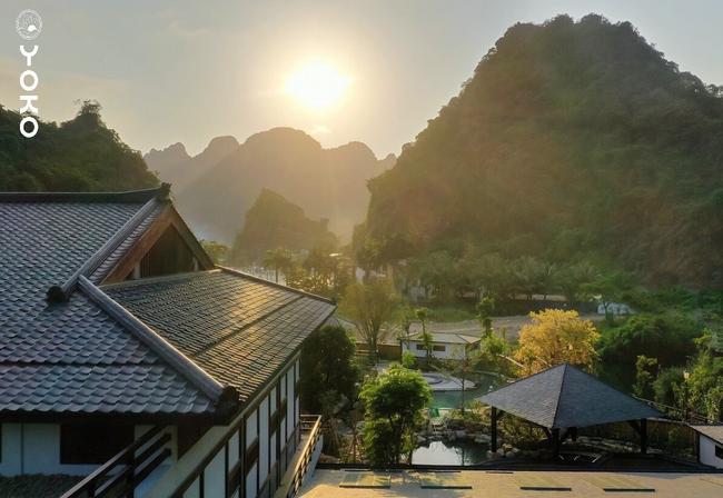 Biệt thự khoáng nóng Sun Onsen Village Limited Edition -  BĐS phiên bản giới hạn giữa lòng kỳ quan.  - Ảnh 1.