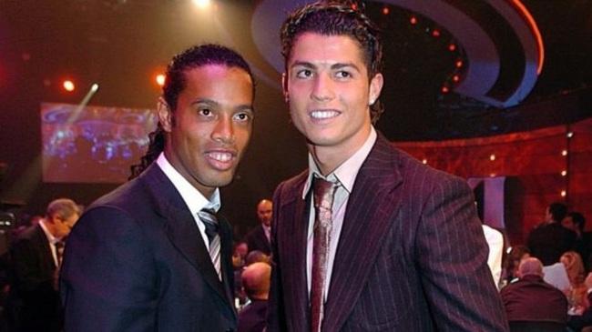 Ronaldo từng được đề nghị bán cho Barcelona.
