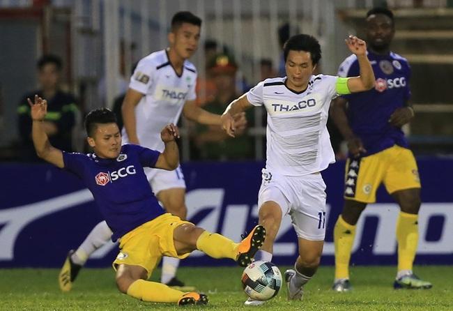 Hà Nội FC có nhiều cầu thủ giá trị cao hơn HAGL.