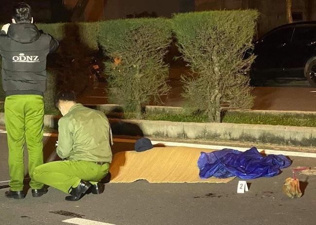 Nam thanh niên bị đâm chết giữa đường phố trong đêm tại Đà Nẵng - Ảnh 1.