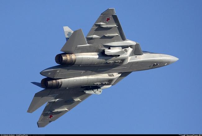 """Su-57 của Nga bị """"dìm hàng"""" liên tiếp, chưa xứng tiêm kích thế hệ 5 - Ảnh 2."""