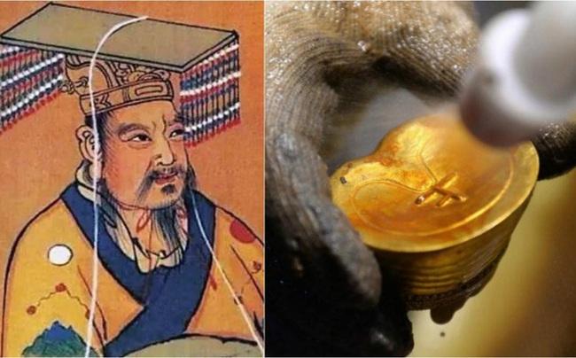 Hoàng đế Trung Hoa ngôi ngai vàng 27 ngày: Điều kì lạ trong lăng mộ - Ảnh 1.