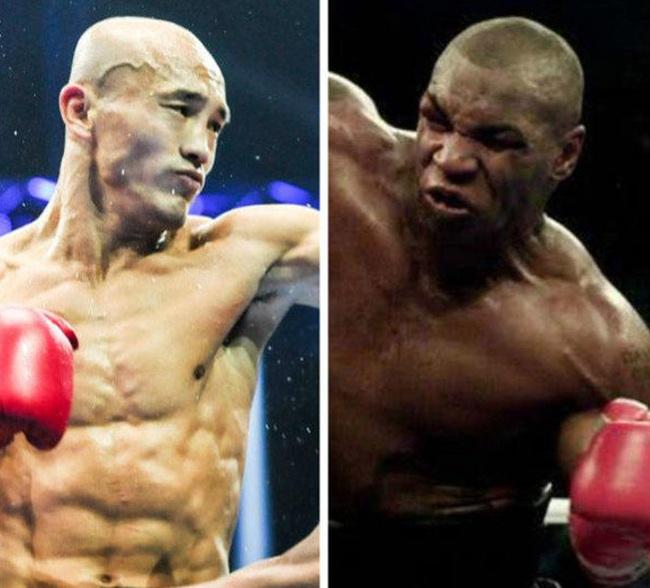 """Được """"bơm"""" 100 tỷ, """"Đệ nhất Thiếu Lâm"""" Nhất Long có dám đấu Mike Tyson? - Ảnh 1."""