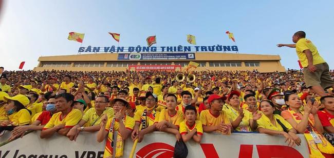 CĐV Nam Định làm nóng Thiên Trường trước trận khai mạc V.League - Ảnh 5.