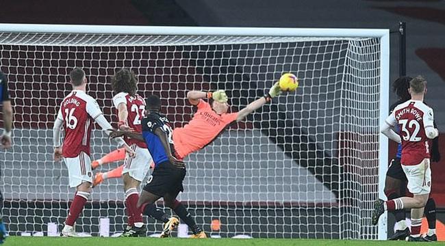 Arsenal bị Crystal Palace cầm chân, HLV Arteta bào chữa thế nào? - Ảnh 1.
