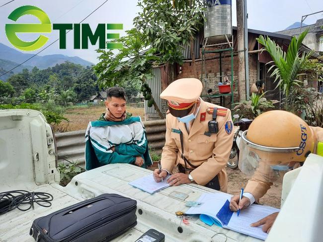 Sau 1 tháng ra quân CSGT Yên Bái thu trên 4 tỷ đồng vi phạm ATGT - Ảnh 2.