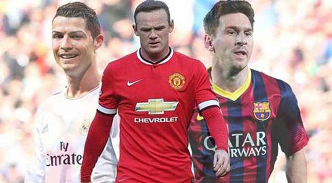 """Tranh cãi muôn đời về Rooney và sự nghiệp """"đầu voi đuôi chuột"""" - Ảnh 3."""