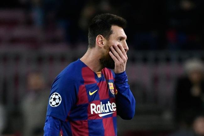 Messi trước đó đã vắng mặt ở trận bán kết.