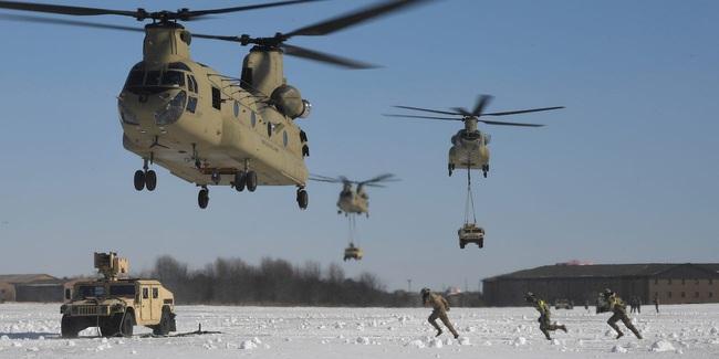 """Mỹ muốn """"hồi sinh"""" sư đoàn dù lừng danh từng tham chiến ở Việt Nam - Ảnh 1."""