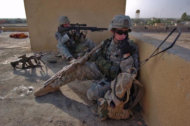 """Mỹ muốn """"hồi sinh"""" sư đoàn dù lừng danh từng tham chiến ở Việt Nam - Ảnh 11."""
