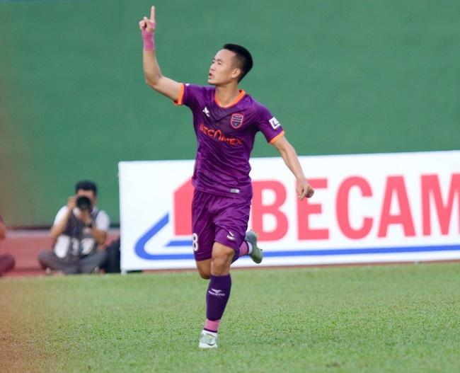 Những gương mặt ấn tượng nhất vòng 1- V.League 2021: Có bom tấn của Nam Định - Ảnh 4.